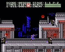Foto Ninja Gaiden II (60 pinos) Nintendinho