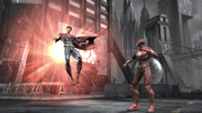 Foto Injustice: Gods Among Us (Seminovo) Wii U
