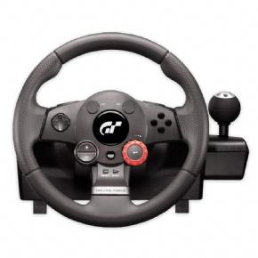 Foto Volante Logitech Driving Force GT PS3/PC (Seminovo)