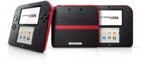 Foto Nintendo 2DS Vermelho (Seminovo)