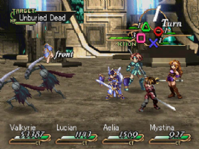 Foto Valkyrie Profile: Lenneth PSP