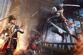 Foto Assassins Creed IV Black Flag (Seminovo) PS4