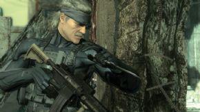 Foto Metal Gear Solid 4 PS3 - Seminovo