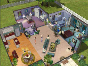 Foto The Sims 3 PC-DVD (Português BR)