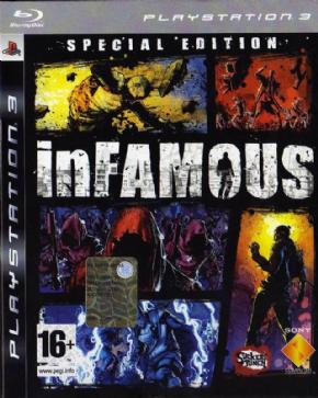 Foto Infamous Special Edition (Seminovo) PS3