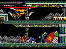 Foto X-Men Spider Man (Seminovo) Mega Drive