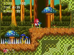Foto Sonic & Knucles (Seminovo) Mega Drive