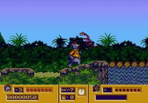 Foto Tale Spin (Seminovo) Mega Drive