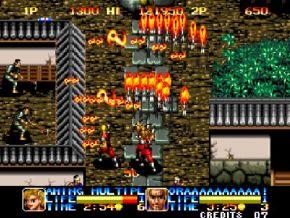 Foto Ninja Commando Neo Geo