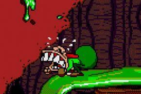 Foto Boogerman (Seminovo) Super Nintendo