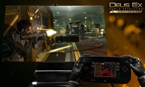 Foto Deus Ex: Human Revolution Directors Cut (Seminovo) Wii U