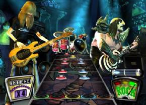 Foto Guitar Hero: Warriors of Rock (Seminovo) PS3