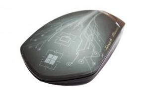Foto Mouse Óptico Sem fio - Newmen T1000 - Touch Mouse