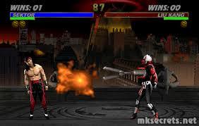 Foto Ultimate Mortal Kombat 3 (Seminovo) Mega Drive