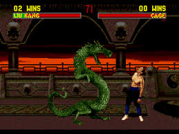 Foto Ultimate Mortal Kombat 3 (Seminovo) Super Nintendo