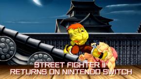 Foto Ultra Street Fighter II: The Final Challengers Switch - Seminovo