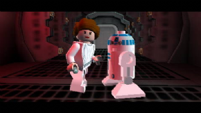 Foto LEGO Star Wars III: The Original Trilogy (Seminovo) PSP