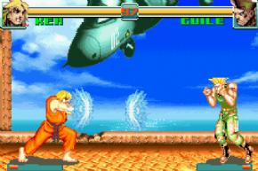 Foto Super Street Fighter II Turbo Revival (Seminovo) GameBoy Advance