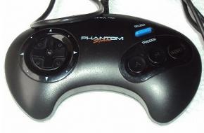 Foto Controle Original Phantom System - Turbo Game - Top Game (Seminovo)