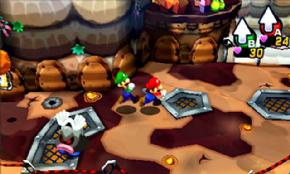 Foto Mario & Luigi: Dream Team (Seminovo) 3DS