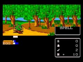 Foto Miracle Warriors (Seminovo) Master System