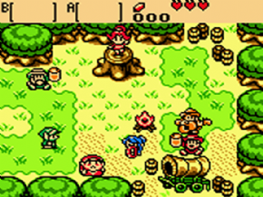 Foto The Legend of Zelda Oracle of Ages (Seminovo) Game Boy Color