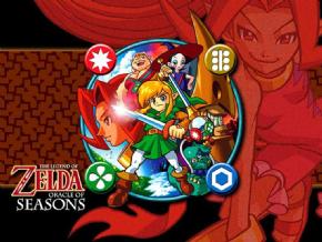 Foto The Legend of Zelda Oracle of Seasons (Seminovo) Game Boy Color
