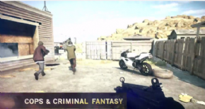 Foto Battlefield Hardline PS3