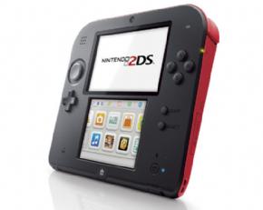 Foto Nintendo 2DS Vermelho