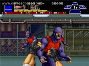 Foto The Super Spy Neo Geo AES