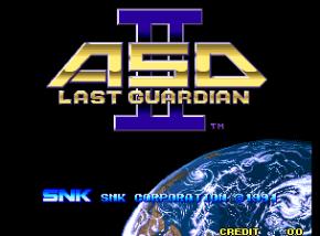 Foto Last Guardian III Neo Geo AES
