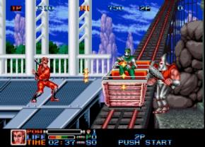Foto Ninja Combat Neo Geo AES