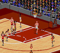 Foto NBA Live 95 (Seminovo) Mega Drive