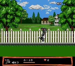 Foto Tom e Jerry Frantic (Seminovo) Mega Drive