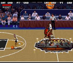 Foto NBA Hang Time (Seminovo) Super Nintendo