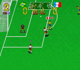 Foto Super Soccer Champ (Seminovo) Super Nintendo