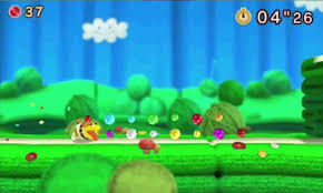 Foto Poochy & Yoshis Woolly World 3DS