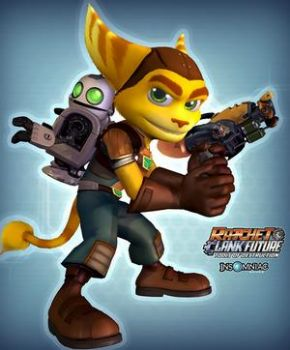 Foto Ratchet & Clank: Quest for Booty (Seminovo) PS3