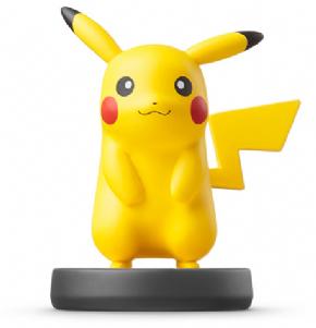 Foto Pikachu Smash Bros - amiibo (Seminovo)