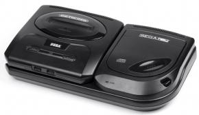Foto Sega CD + MegaDrive III (Seminovo)