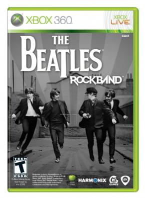 Foto Rockband Beatles Edição Limitada Xbox 360 (Seminovo)
