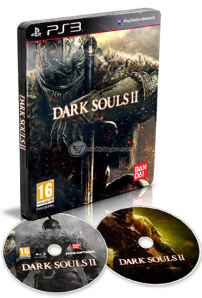 Foto Dark Souls II Black Armor Edition (Seminovo) PS3