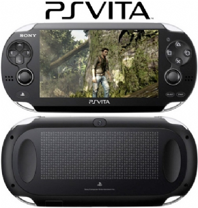 Foto PlayStation Vita Wi-Fi + Cartão 8GB (Seminovo)