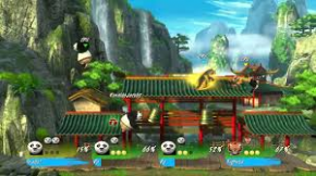 Foto Kung Fu Panda: Showdown of Legendary Legends PS4
