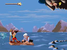 Foto Pinochio (Seminovo) Super Nintendo