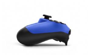 Foto Controle Sony Playstation 4 - Dual Shock 4 - Azul