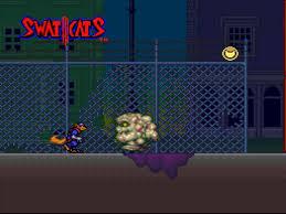 Foto Swat Kats (Seminovo) Super Nintendo
