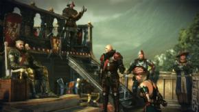 Foto Witcher 2: Assassins of Kings Enhanced Edition (Seminovo) XBOX360