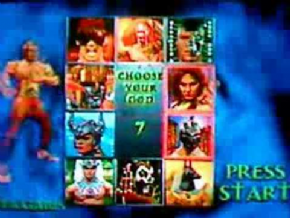 Foto War Gods (Seminovo) Nintendo 64