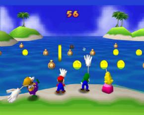Foto Mario Party (Seminovo) Nintendo 64